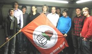 Gründung der Jusos Neckar-Enz